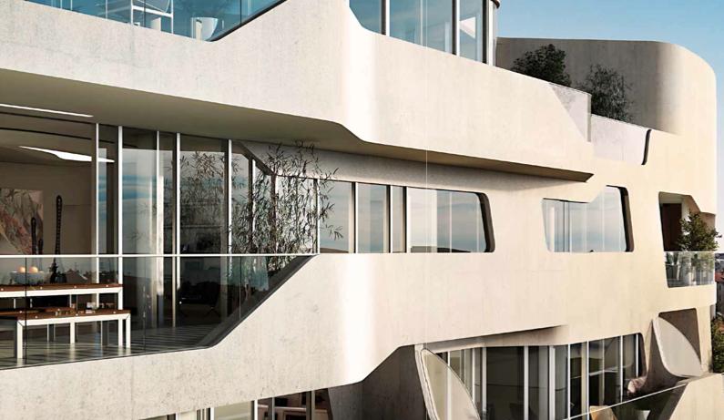 Residenza Zaha Hadid