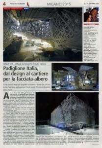 Edilizia e Territorio Padiglione Italia